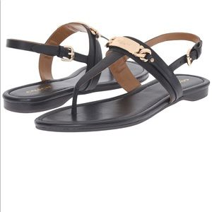 Coach | Caterine Flat Slingback Sandal